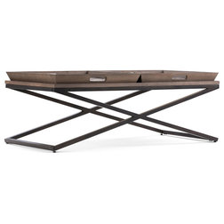 Industrial Coffee Tables by Homesquare