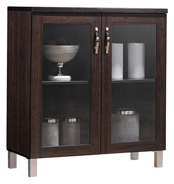 Sintra and dark brown sideboard storage cabinet with glass doors sintra and dark brown sideboard storage cabinet with glass doors planetlyrics Choice Image