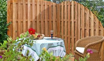 Garten Zäune und Sichtschutz