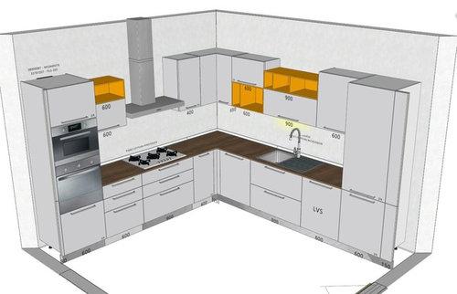 quale rivestimento per la cucina stosa infinity?