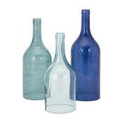 Monteith Bottles, Set of 3
