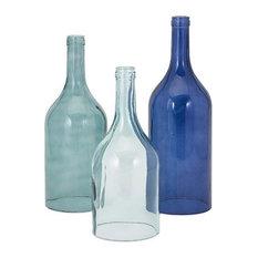 Monteith Bottles, Set of 3