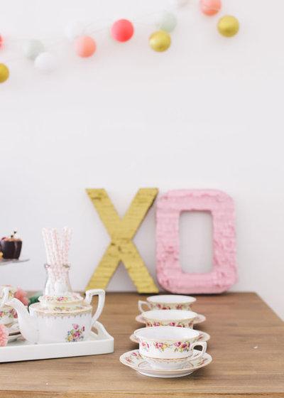 diy organisez une tea party entre amis. Black Bedroom Furniture Sets. Home Design Ideas