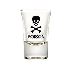 - Shot Glass - Poison - Shot Glasses