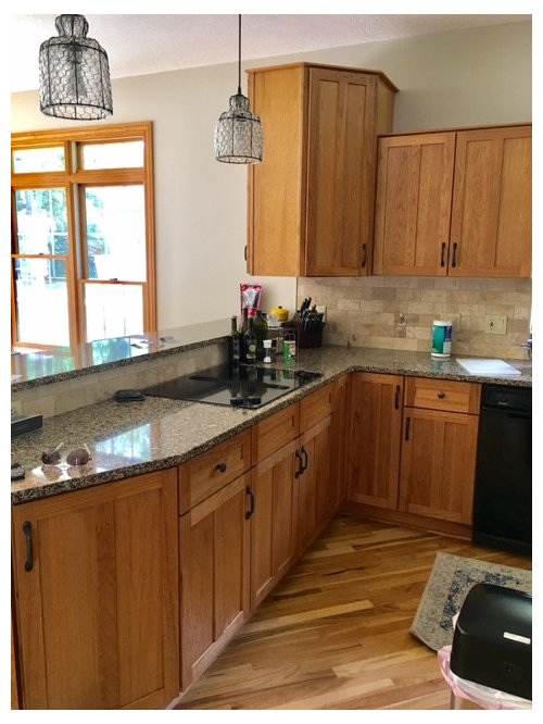 Help needed for kitchen cabinet paint colors