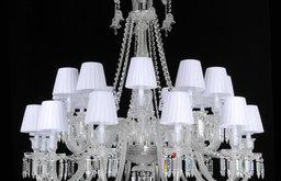 24 light Crystal Chandelier