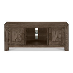 MOD - Tyler Dark Oak TV Stand - Entertainment Centers and Tv Stands