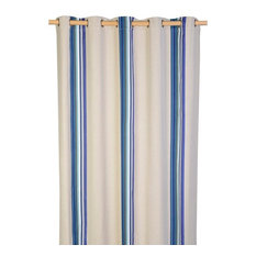 Mauléon Havane Curtain, Blue