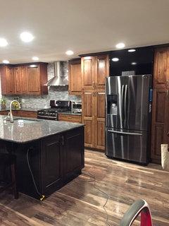 Help Black Stainless Appliances Need Range Hood
