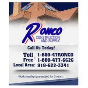 Ronco Siding & Construction Co's photo