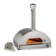 """BOKO The Tank"""" 42"""" Commercial Grade Wood Fired Oven for Outdoor Kitchens"""