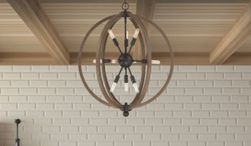 Up to 60% Off Industrial Pendants and Chandeliers