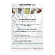 CORSI PAPER CLAY