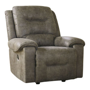 Emma Mason Signature Emanuel Durablend 174 Rocker Recliner In