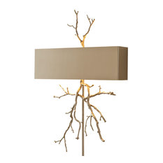 Global Views Twig Electrified Wall Sconce Nickel Sconces