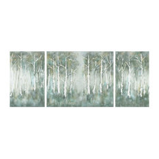 Betual Artwork on Canvas, Set of 3