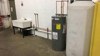 Plumbing and Heating Installs