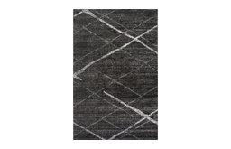nuLOOM Thigpen Striped Contemporary Area Rug, Dark Gray, 9'x12'