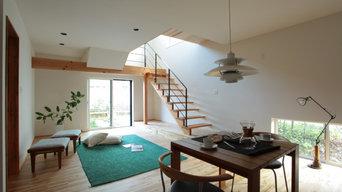 長浜の家|H house