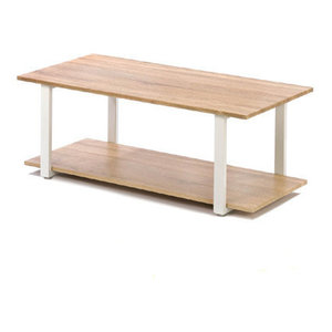 Koehler Home Decor Contemporary Cottage Coffee Table