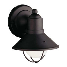 Kichler Seaside Lodge Outdoor Wall Light Small Lights And Sconces