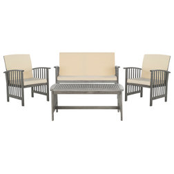 Superb Transitional Outdoor Lounge Sets by Safavieh