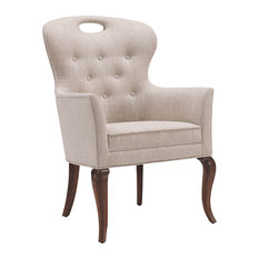 50 Most Popular Queen Anne Chair For 2018 Houzz