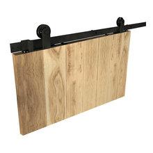 Sliding Door Gear - Rustic Style