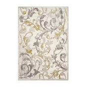 Safavieh Amherst Collection AMT428 Rug, Ivory/Light Grey, 8'x10'