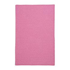 Colonial Mills, Inc - 8'x11' (Large 8x11) Rug, Camerum (Pink) Indoor/Outdoor Carpet - Outdoor Rugs