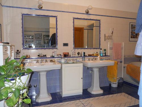 Bagno Con Doccia Al Centro : Bagno lungo con doccia al centro: ristrutturare un bagno
