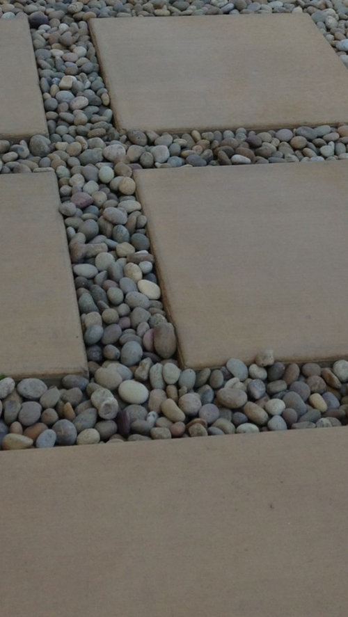 Can I Use Mexican Pebble In The Fire Pit