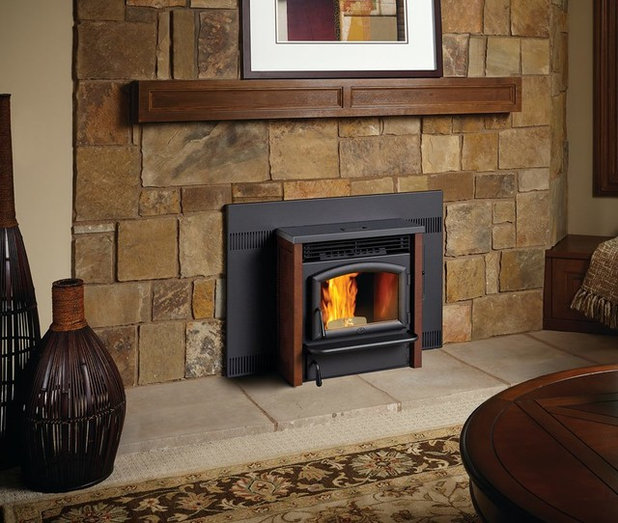 Learn about inserts and other options for switching your fireplace from wood to gas or electric