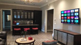 TV Installations & Media Rooms