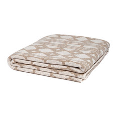 Eco Southwest Throw by Stacy Garcia, Cream