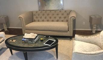 Herringbone Tufted Custom made Couch