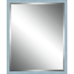 Contemporary Bathroom Mirrors by Watermark by Somerset House