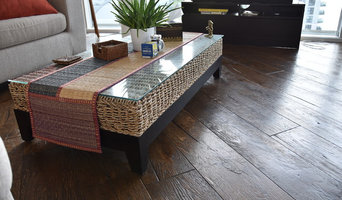 Wide Planks Wood Flooring Style