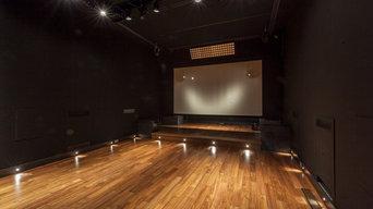 Частный кино-концертный зал