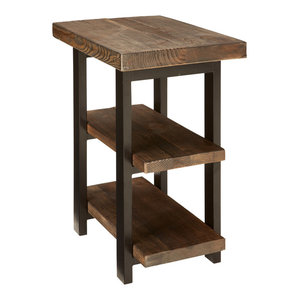 Shea Side Table Transitional Side Tables And End