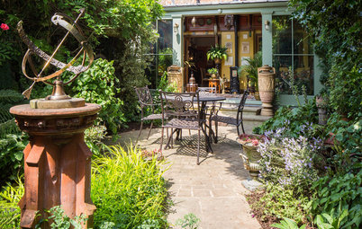 My Garden: A Magical Small Garden Behind a 1930s Terrace