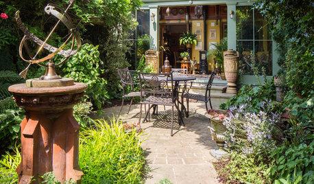 My Garden: A Magical Small Garden Behind a 1930s Terrace