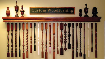 Balusters and finials