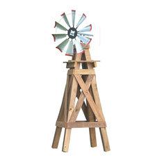 Lonestar Windmills   30 Inch Head Kit (for The 8 Ft Windmill)   Garden