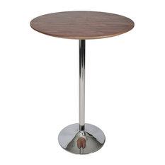 Jax Bar Table Walnut