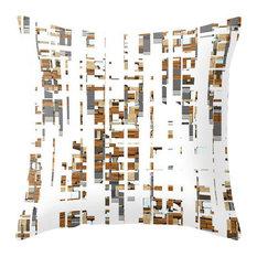 Contempory Chaos IV, Pillow Cover, 18x18