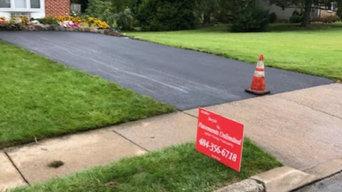 Residential Driveway Paving in Gap, PA