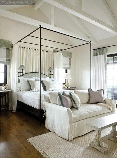 Современная классика Спальня Contemporary Bedroom