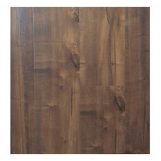 The Castle Laminate Flooring With Wax Coating, 17.26 Sq. ft.