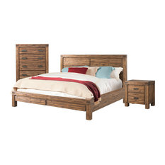 picket house furnishings joel king panel 3piece bedroom set bedroom furniture sets